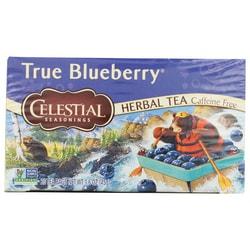 Celestial Seasonings Herbal Tea True Blueberry Caffeine Free