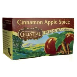 Celestial SeasoningsHerbal Tea Cinnamon Apple Spice - Caffeine Free