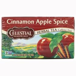 Celestial SeasoningsHerbal Tea Cinnamon Apple Spice - Caffeine Free