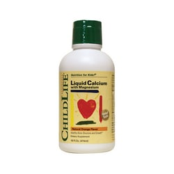 ChildLife EssentialsLiquid Calcium and Magnesium - Natural Orange