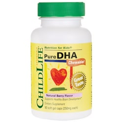 ChildLife EssentialsPure DHA - Natural Berry
