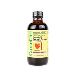 ChildLife EssentialsFormula 3 Cough Syrup - Natural Berry