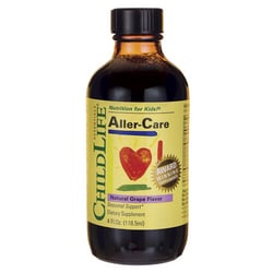ChildLife EssentialsAller-Care - Natural Grape Flavor