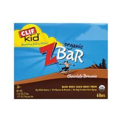 Clif BarsClif Kid Organic Zbar Chocolate Brownie