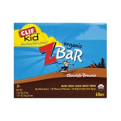 Clif Bars Clif Kid Organic Zbar Chocolate Brownie