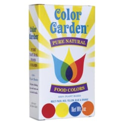 Color GardenPure Natural Food Colors - Multi Pack