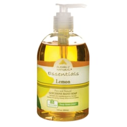 Clearly NaturalGlycerine Hand Soap - Lemon