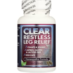 Clear ProductsRestless Leg Relief