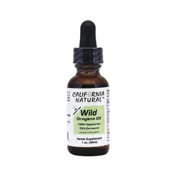 California NaturalWild Oregano Oil