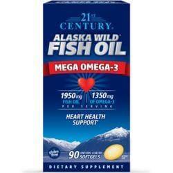 21st CenturyAlaska Mega Omega-3