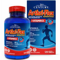 21st CenturyArthri-Flex Advantage + Vitamin D3