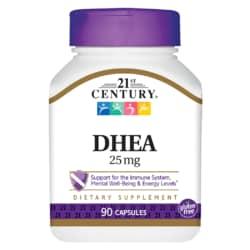 21st CenturyDHEA