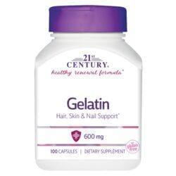 21st CenturyGelatin