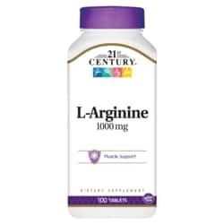 21st CenturyMaximum Strength L-Arginine