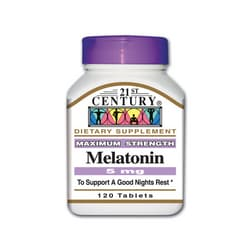 21st CenturyMaximum Strength Melatonin