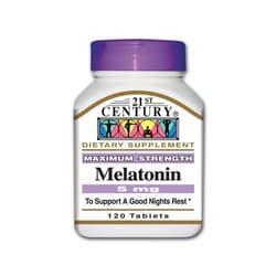 21st Century Maximum Strength Melatonin