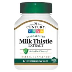 21st Century Milk Thistles Extract