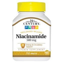 21st CenturyNiacinamide