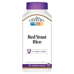 21st CenturyRed Yeast Rice