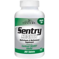 21st Century Sentry Senior