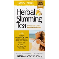 21st CenturySlimming Tea Honey Lemon