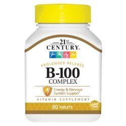 21st CenturyProlonged Release Complex B-100