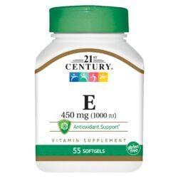 21st CenturyVitamin E-1000