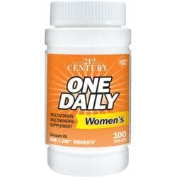 21st CenturyOne Daily Women's