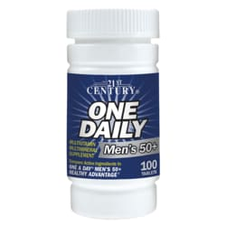 21st CenturyOne Daily Men's 50+