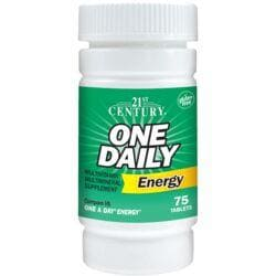 21st CenturyOne Daily Energy