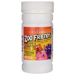 21st CenturyZoo Friends with Extra C