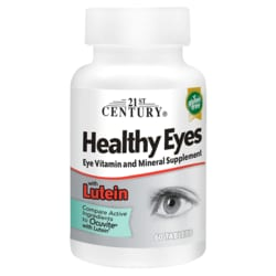 21st CenturyHealthy Eyes with Lutein