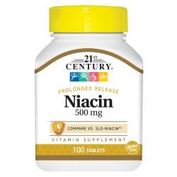 21st CenturyProlonged Release Niacin