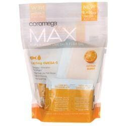 CoromegaMAX Super High Omega-3 Fish Oil - Citrus Burst