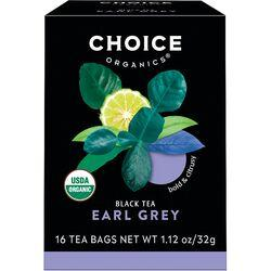 Choice Organic TeasEarl Grey Tea
