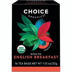 Choice Organic TeasEnglish Breakfast Tea