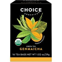 Choice Organic TeasGenmaicha Tea