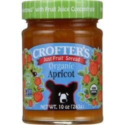 Crofter'sJust Fruit Spread Organic Apricot