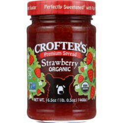 Crofter'sPremium Spread Strawberry