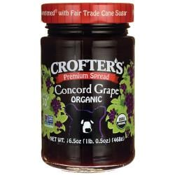 Crofter'sPremium Spread - Organic Concord Grape