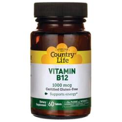 Country Life Vitamin B12