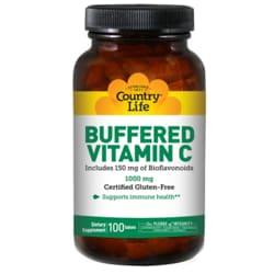 Country Life Buffered Vitamin C