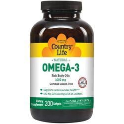 Country LifeOmega-3