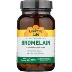Country LifeTriple Strength Bromelain