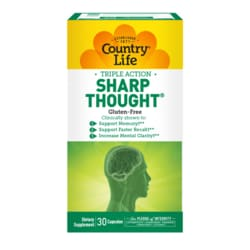 Country LifeTriple Action Sharp Thought