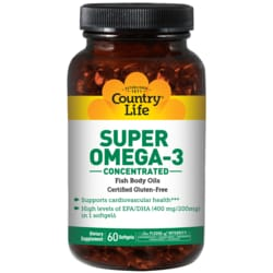 Country Life Super Omega-3