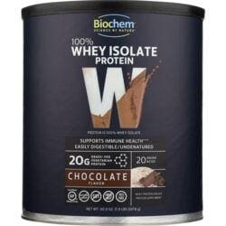 Biochem100% Whey Protein - Chocolate Flavor