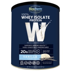 Biochem100% Whey Protein Powder - Vanilla
