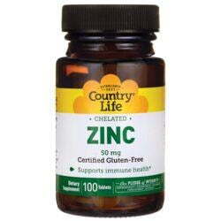 Country LifeChelated Zinc