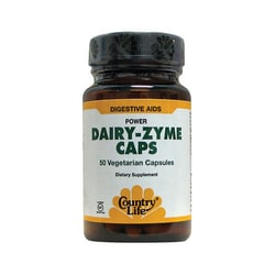 Country Life Dairy-Zyme Caps